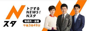 TBSテレビ Nスタ