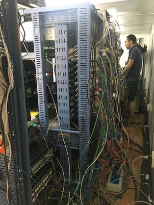 中継システムサポート