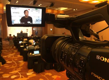 WTA Final Filming