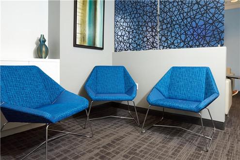 Lobby, Douglas Psychotherapy Madison Office