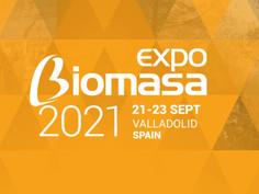 Una vez más participaremos en Expobiomasa 2021
