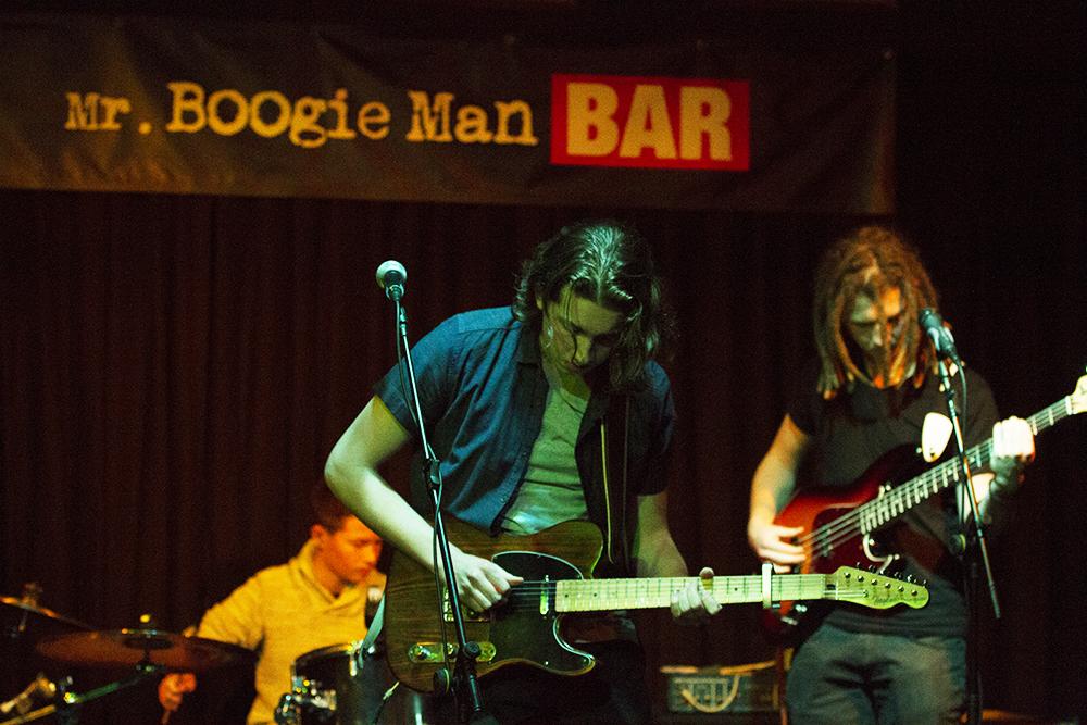 Mr Boogie Man Bar