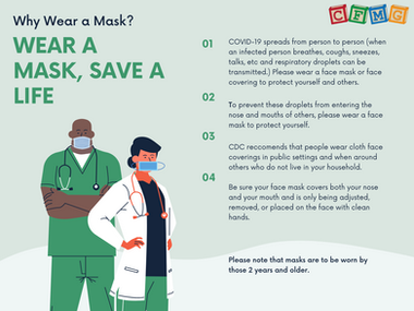 Prevention Coronavirus Mask Awareness