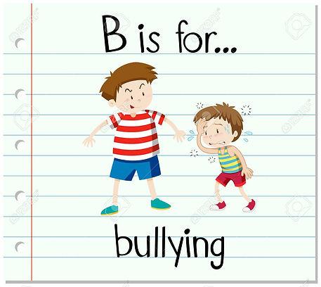 lettera-b-è-per-il-bullismo-illustrazion