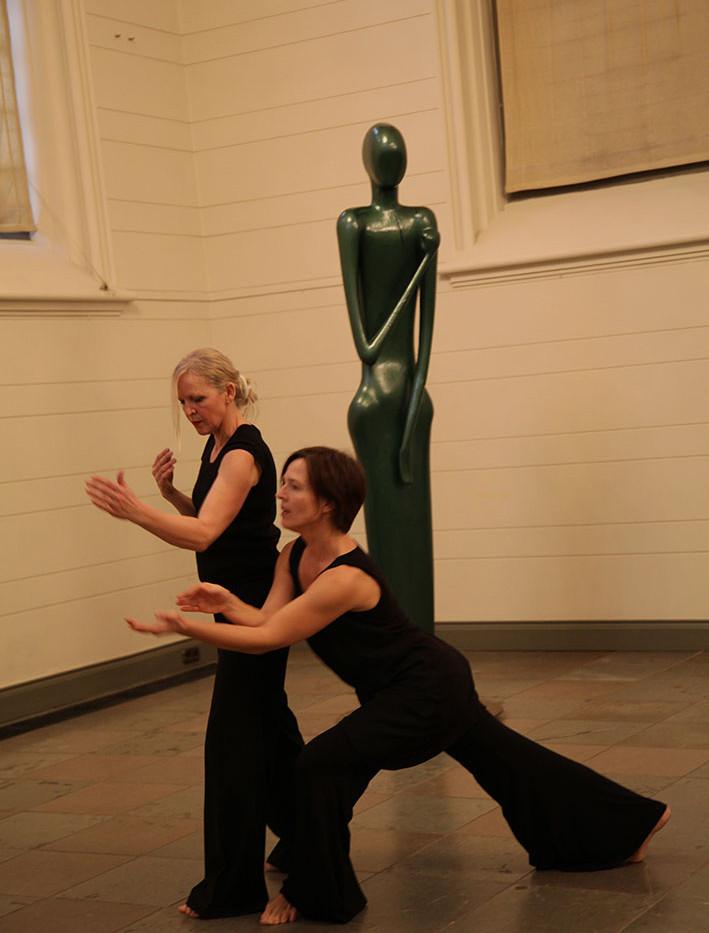 Tanz: Wübke Rohlfs Grigull/Katja Langbehn