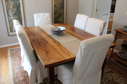 American Chestnut Dining Table