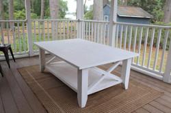 Outdoor Deck Table