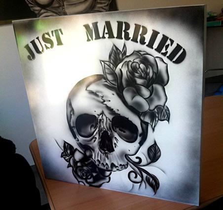 tableau just married