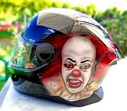 """Casque Clown """" ça """""""