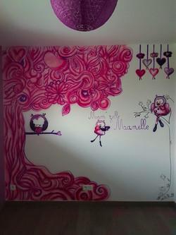 Graff Chambre Fille