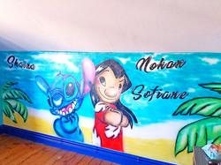 Graff Stitch Disney