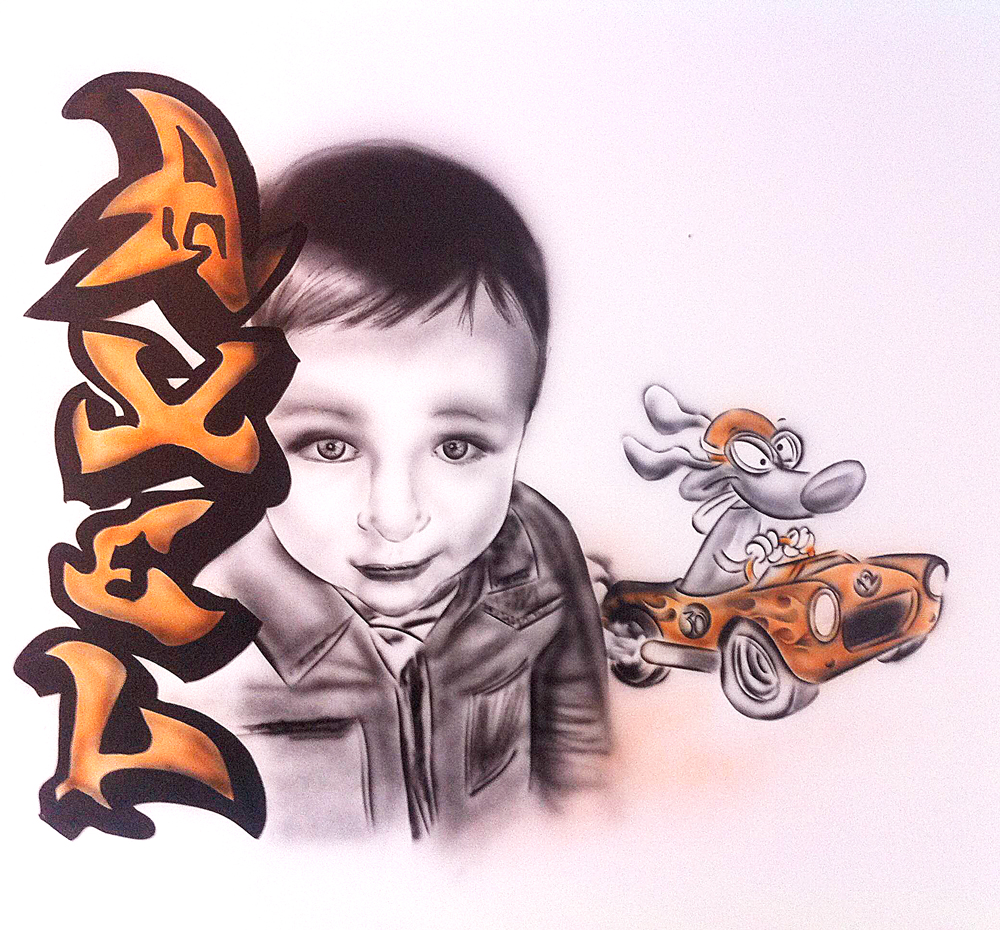 Graff Portrait
