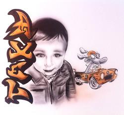 Graff Portrait
