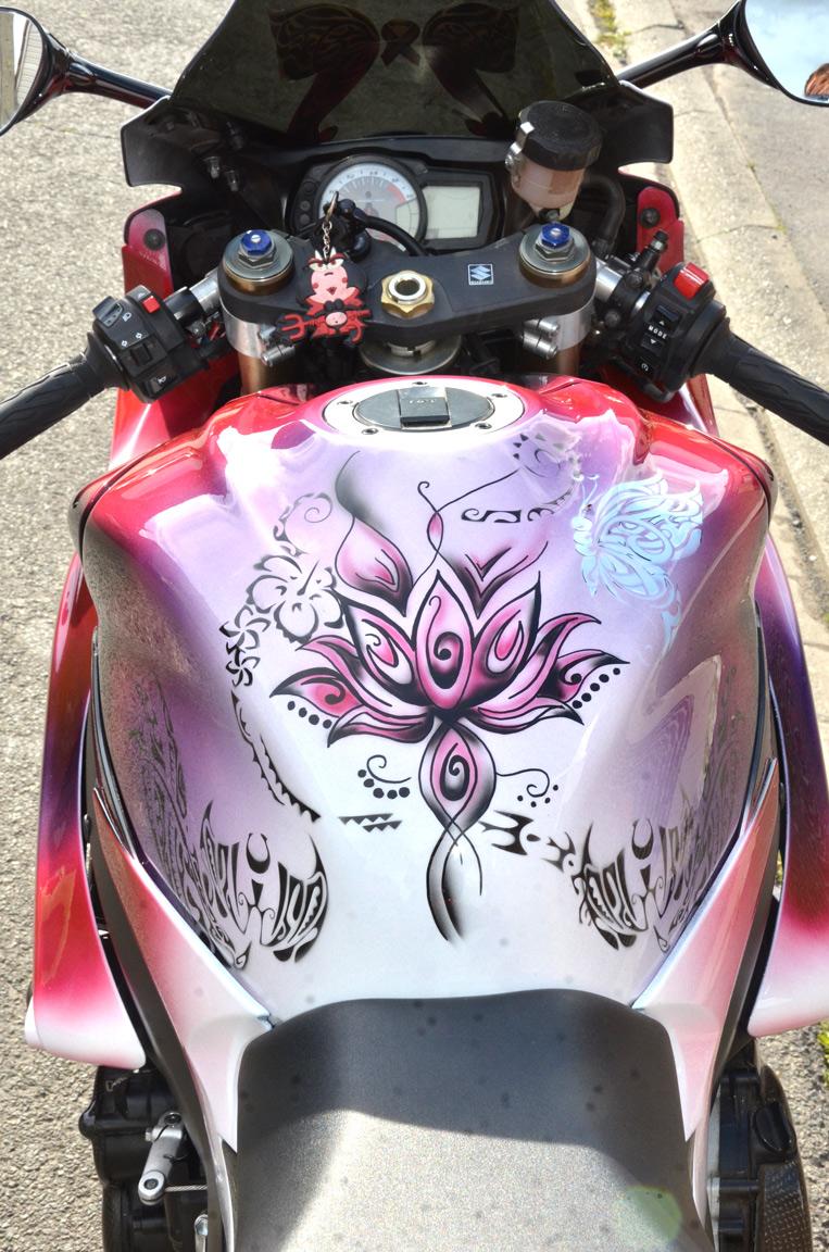 Moto Butterfly
