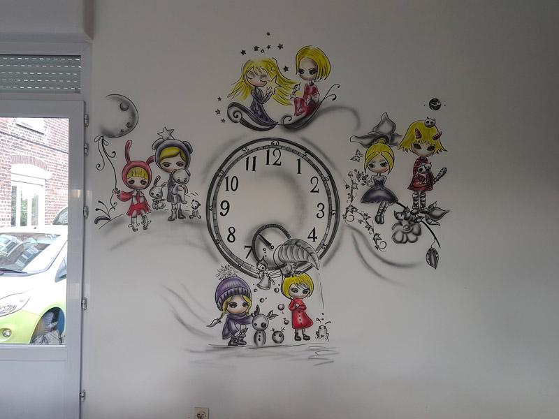 Graff Horloge