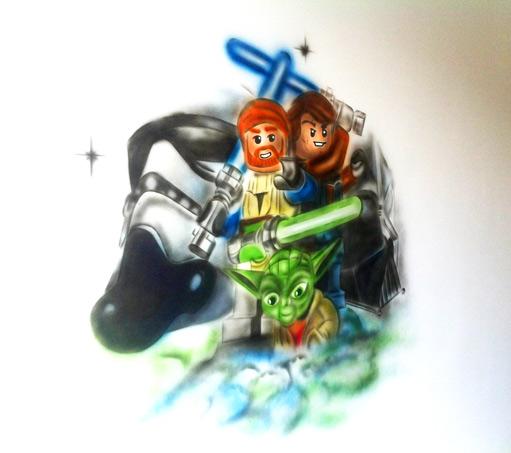 Graff Lego Stars Wars