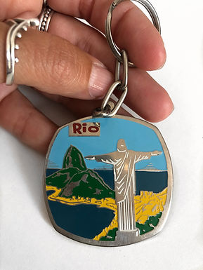 RIO KEYCHAIN