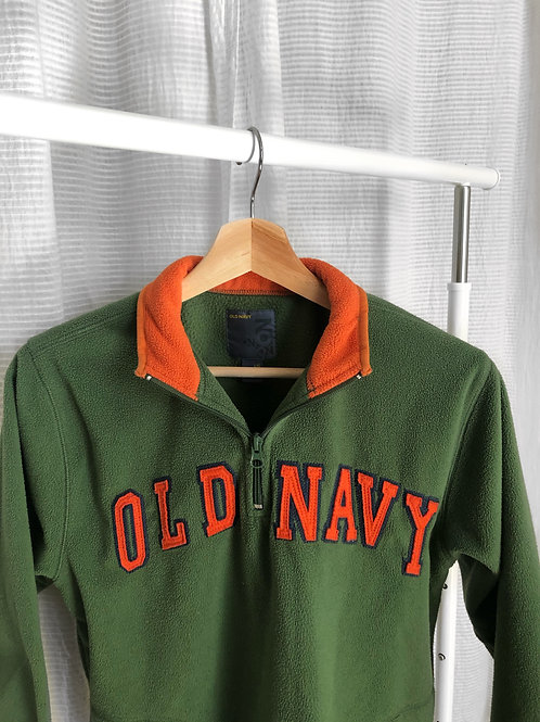 OLD NAVY FLEECE ENFANT/XS