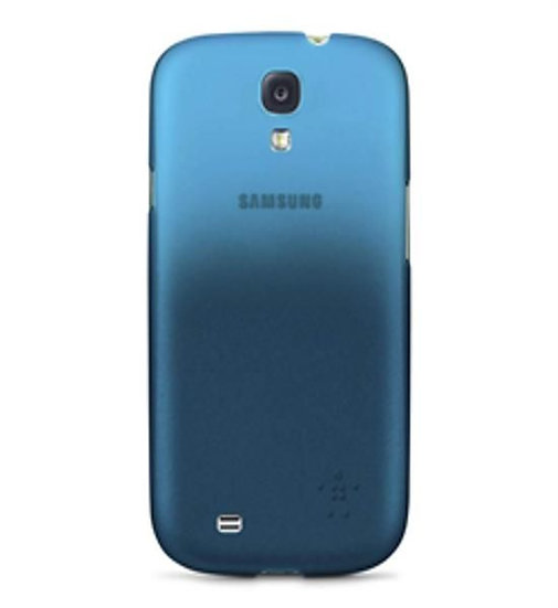 Belkin Micra Glam Matte For Samsung Galaxy S4 In Topaz