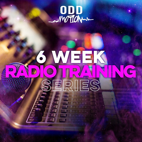 Radio Training Series: 1 Week Self-Contained course