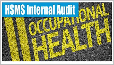 HSMS Internal Auditor