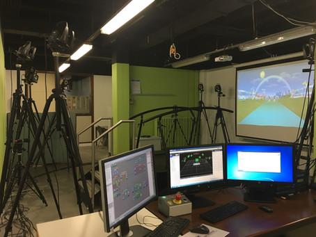 Virtual Reality in het Ganglabo
