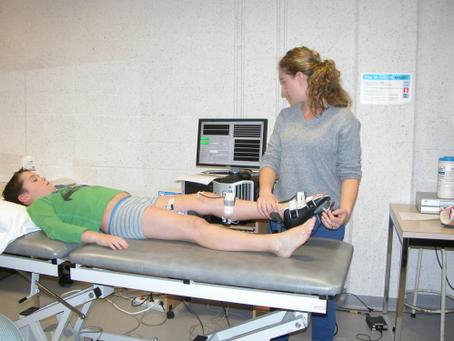 Geïntegreerd platform voor klinische evaluatie van spasticiteit
