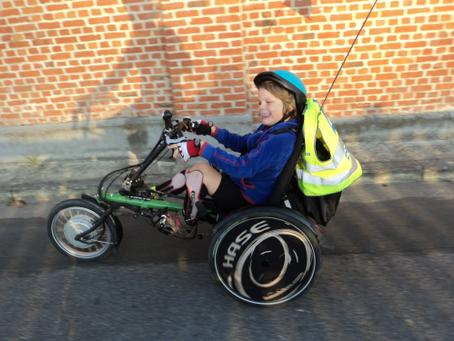 Adviescentrum aangepast fietsen voor kinderen UZ Pellenberg