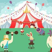 Circuskamp voor kinderen met bilaterale CP