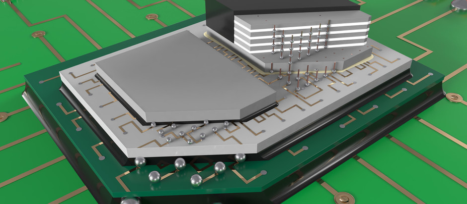 The new battleground of semiconductor companies.