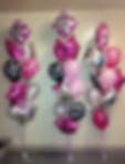 TAW! Mixed Mylar and Latex Balloon Bouquet