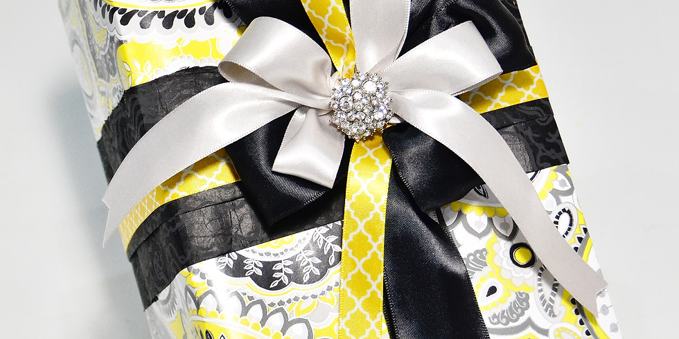 Advanced Gift Design: Mixing Textures + Patterns