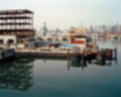 Newtown Creek Water Pollution Control Plant under construction, from 459 North Henry Stree...est.jpg