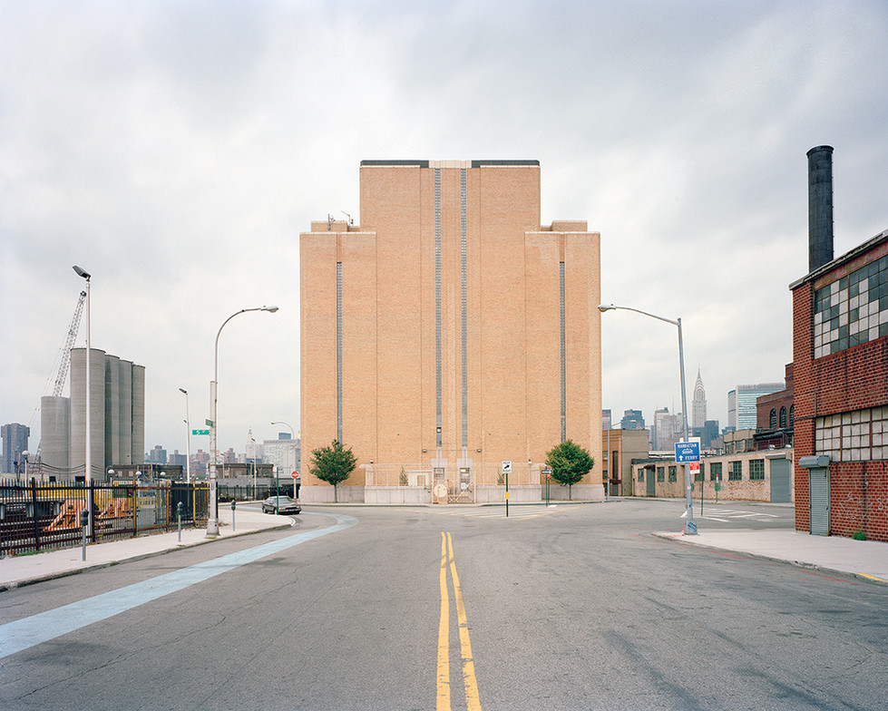 Midtown Tunnel Ventilation Building, 2-3