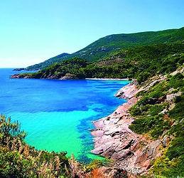 isola del Giglio Toscana