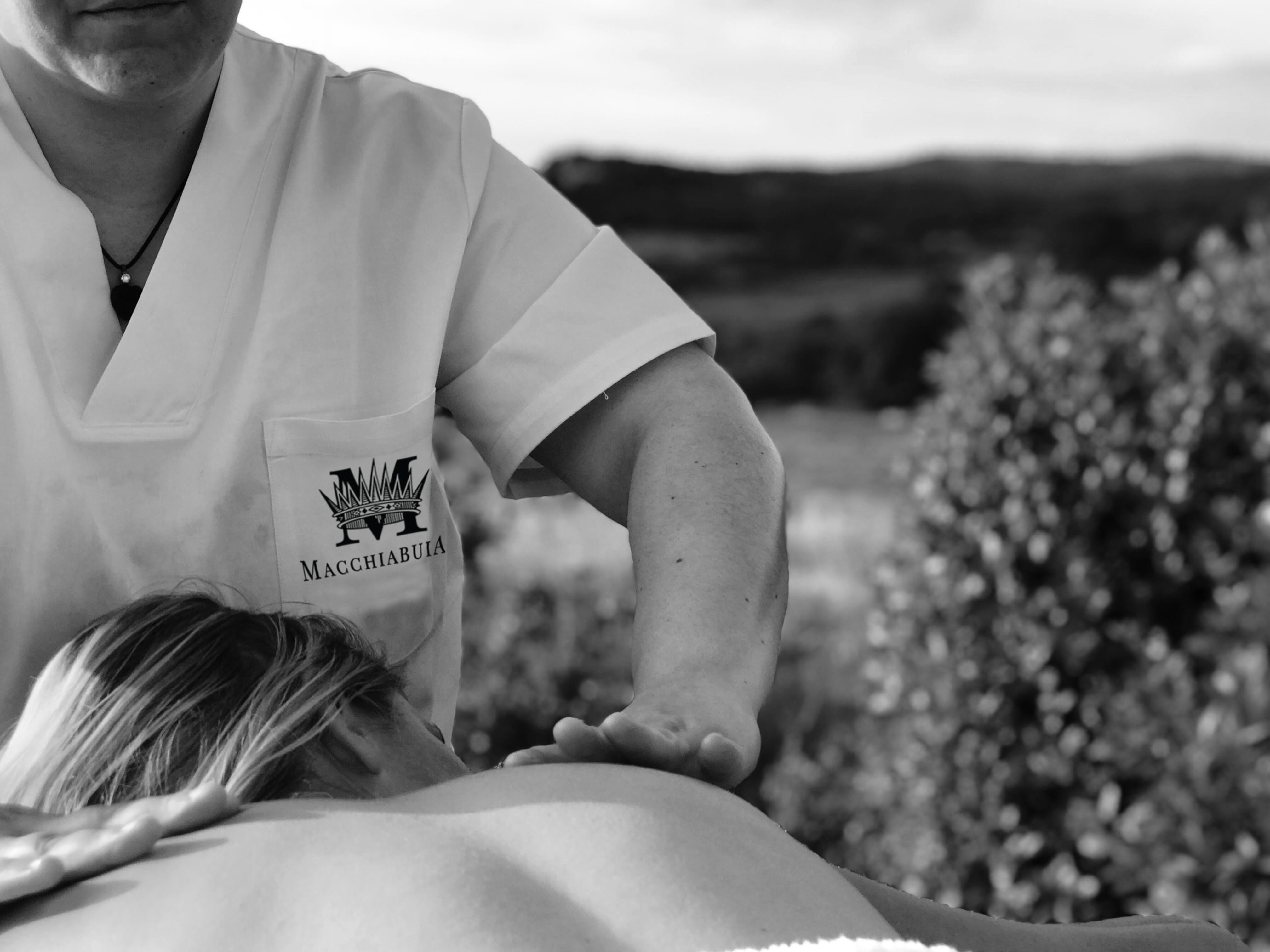 Massaggio Relax all'olio di oliva I.G.P.