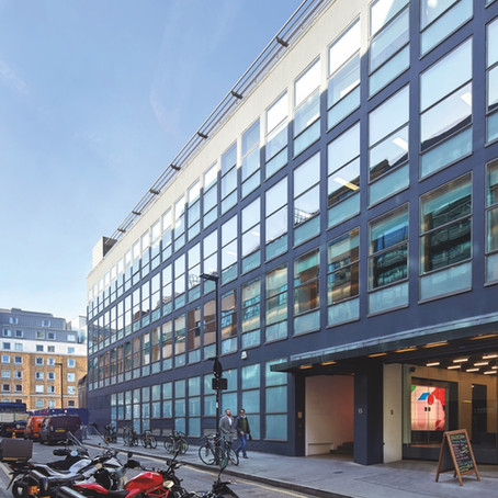 Tandem Appointed on The Bonhill Building