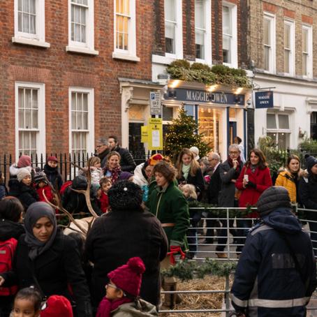 The Lamb's Conduit Street Christmas Event