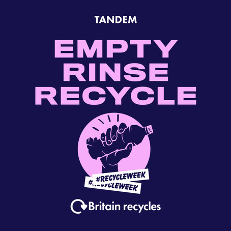 Supporting National Recycle Week 2019