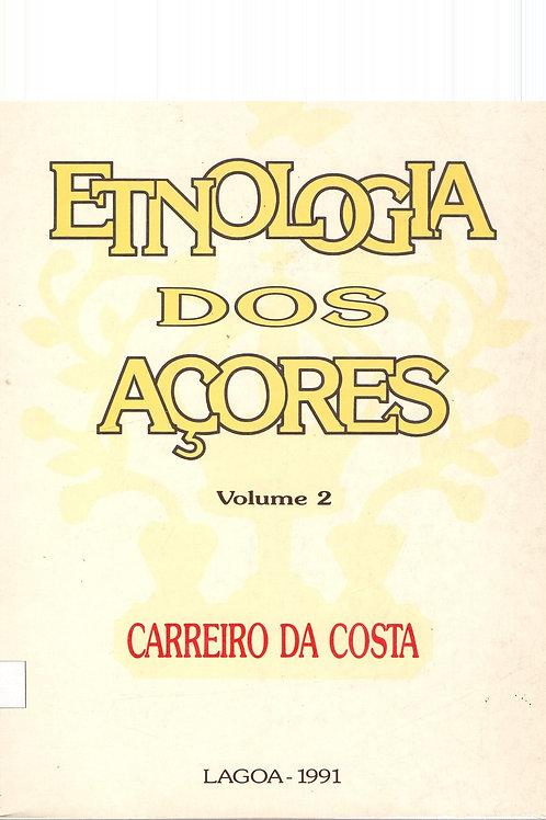ETNOLOGIA DOS AÇORES V. 2