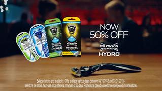 WILKINSON : HydroFlip - FirstDates
