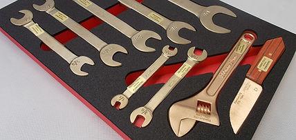 Shadowboard, zweifabige Schaumeinalgen für Werkzeug