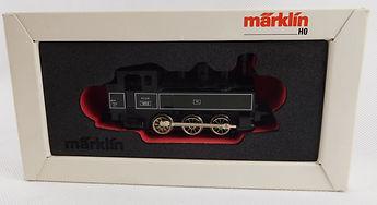 Hartschaumeinlage Märklin Lokomotive