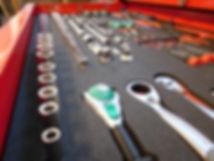 Werkzeug Schaumeinlage / Shadowboard