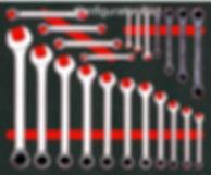 Werkzeugeinlagen mit Konfigurator