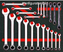 Schaumeinlage für Werkzeuge