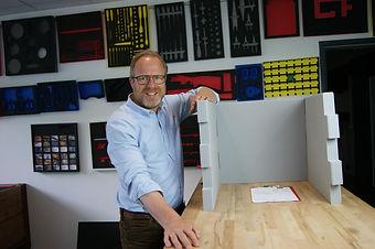 Jens Rösler | BRAINCASE | CaseFoam | Indiviuelle Schaumeinlagen | Shadowboards | Hartschaumeinlagen |