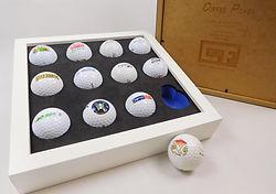 GolfballPicker aus Hartschaum