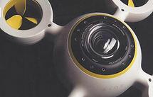 Schaumstoffeinlage für Drohne