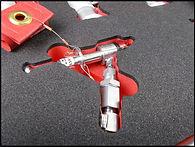 Schaumstoffeinlage Explorer-Koffer 5833.